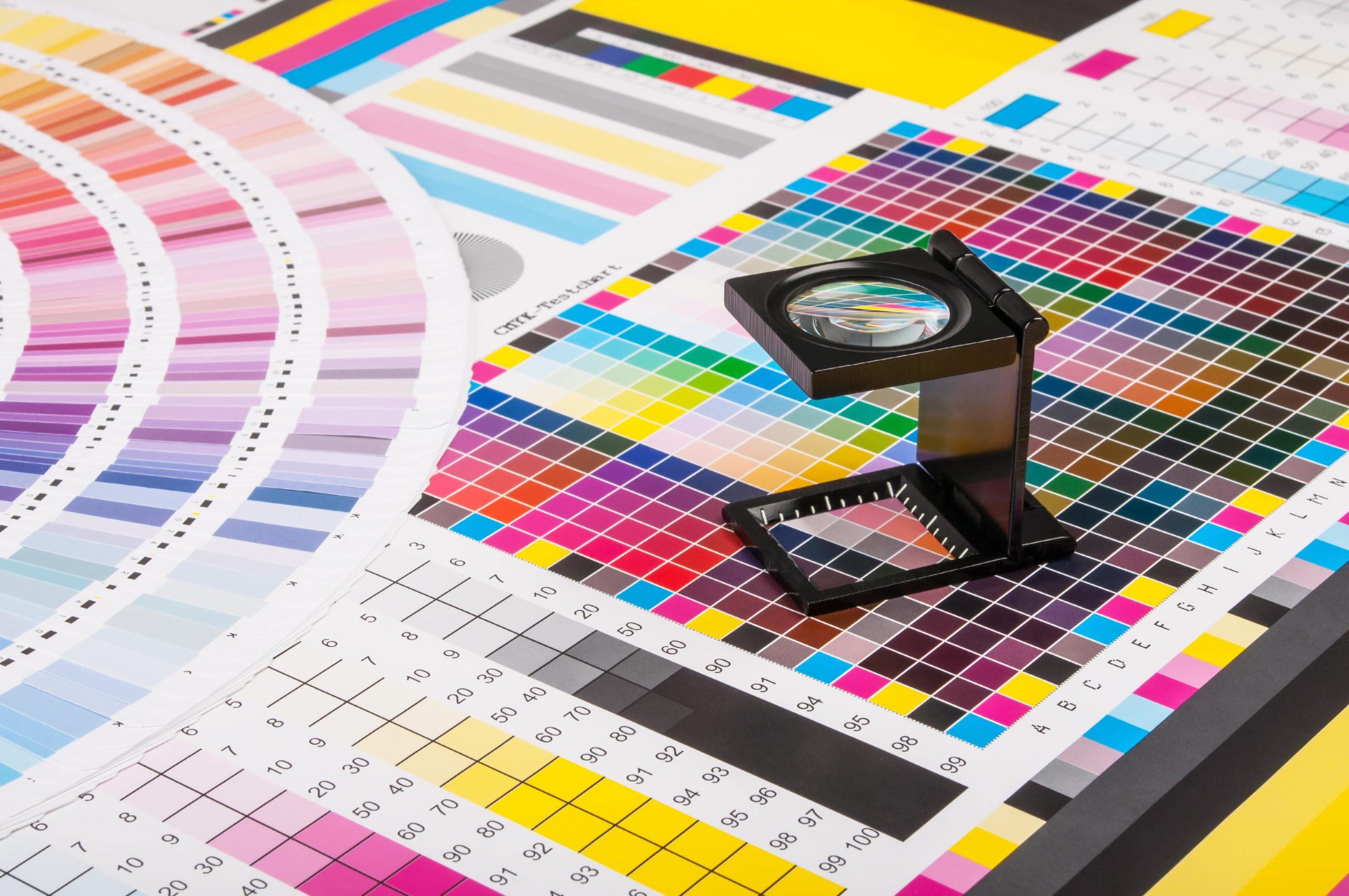 La impresión offset ofrece una calidad elevada